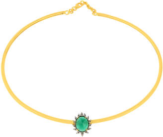 Meghna Jewels Claw Choker Necklace