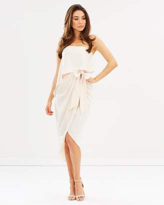 280e297a28e0 Silver And Nude Dress - ShopStyle Australia