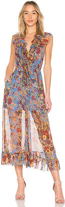 Zimmermann Lovelorn Frill Jumpsuit