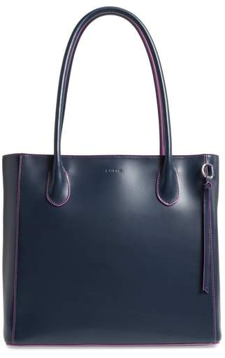 LODIS Los Angeles Cecily RFID Leather Tote