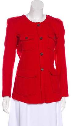 Isabel Marant Wool Structured Jacket