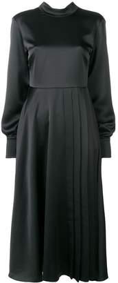 MSGM loose flared dress