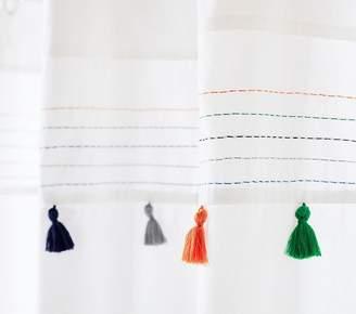 Pottery Barn Kids Eva Shower Curtain Liner