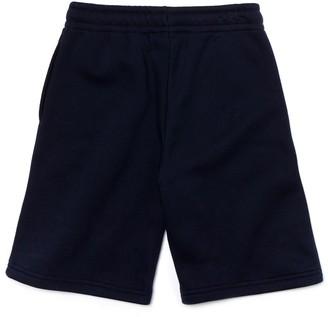 Lacoste Boys' SPORT Tennis Cotton Fleece Shorts