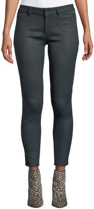 DL1961 Premium Denim Margaux Painted Skinny Ankle Jeans