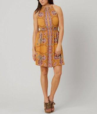 Fire Printed Dress $39.95 thestylecure.com