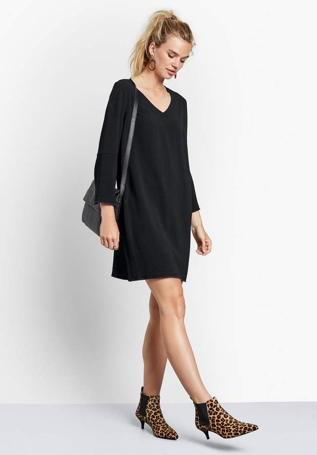 Emilia Bell Sleeve Dress