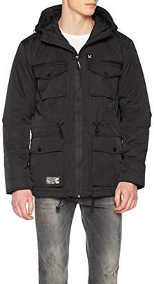 Khujo Men's Monti Jacket, (Black 200), Large