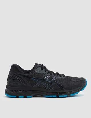 Asics Gel-Nimbus 20 Lite-Show Sneaker in Black/Black