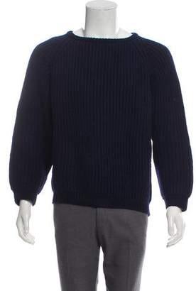Paul Smith Crew Neck Wool Sweater