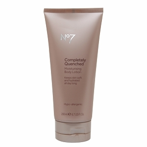 Boots Completely Quenched Moisturising Body Lotion