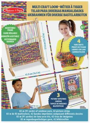 Melissa & Doug Multi Craft Weaving Loom.