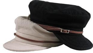 Hat Attack Hatat-Washed Canvas Yacht Cap