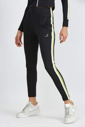 Twenty Olympic Mesh Track Pants W/ Ankle Zip
