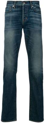 Tom Ford slim washed jeans
