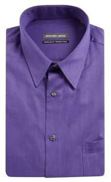 Geoffrey Beene Regular-Fit Wrinkle-Free Dress Shirt