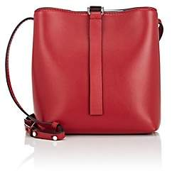 Proenza Schouler Women's Frame Leather Crossbody Bag - Red