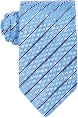 HUGO BOSS Men's Striped Skinny Tie