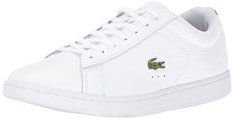 Lacoste Women's Carnaby Evo Mid G316 2 Fashion Sneaker $79.99 thestylecure.com