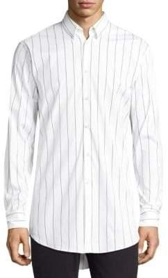 J. Lindeberg David Button-Down Shirt