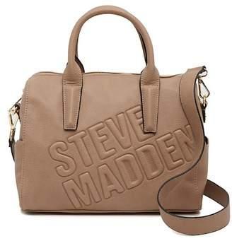 Steve Madden Logo Barrel Bag