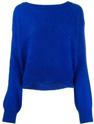 Semi-Couture Semicouture SEMICOUTURE Y9AD52 L09 Natural (Vegetable)->Cotton