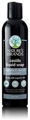Alöe Herbal Choice Mari Natural Castile Liquid Soap