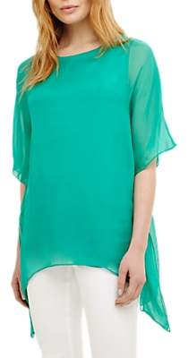 e590530b6d87b Phase Eight Maggie Asymmetric Silk Blouse