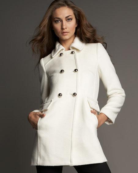 Milly Crosby Coat