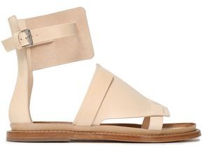 Ann Demeulemeester Leather Sandals