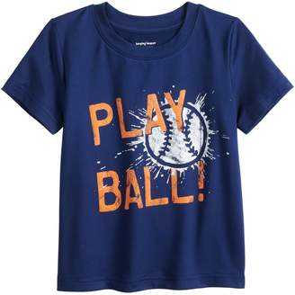 Toddler Boy Jumping Beans Active Graphic Tee