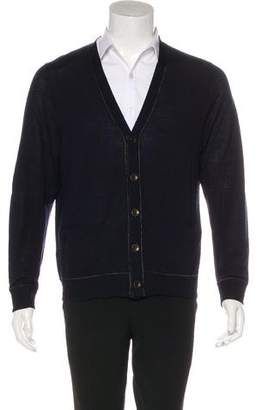 Rag & Bone Wool Button-Up Cardigan