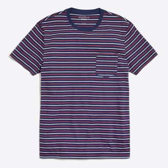 J.Crew Mercantile Broken-in seaside striped T-shirt