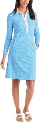J.Mclaughlin Linen-Blend Dress