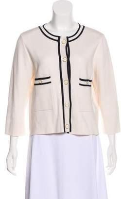 Chloé Wool Blend Cardigan