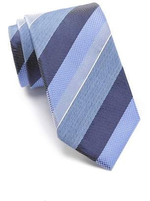 Kenneth Cole Reaction Multi Texture Stripe Tie