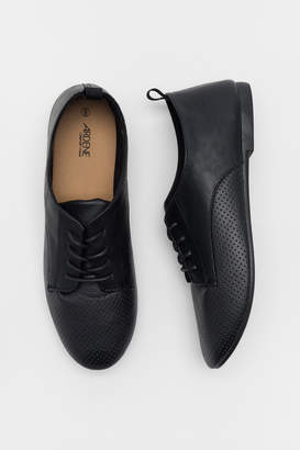 Ardene Faux Leather Oxford Shoes