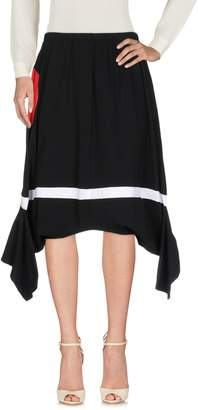 Corinna Caon Knee length skirts