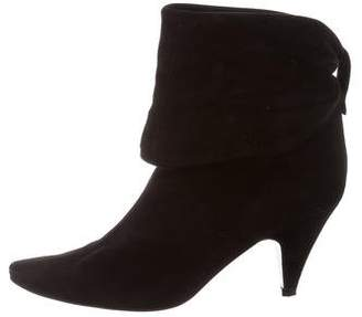 Sigerson Morrison Suede Ankle Boots