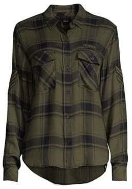Rails Pepper Plaid Button-Down Shirt