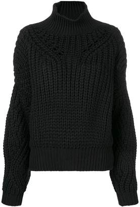 Thom Krom chunky knit jumper