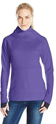 Champion Women's Performance Fleece Funnel Neck