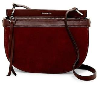 Louise et Cie Elay Medium Leather Crossbody Bag