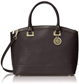 Anne Klein New Recruits Large Dome Satchel Bag $47.83 thestylecure.com