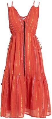 Apiece Apart Daphne Midi Dress