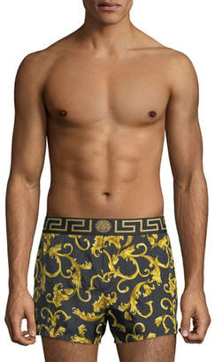 Versace Men's Greek Key Boxers