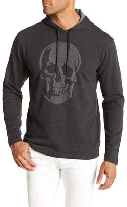 John Varvatos Long Sleeve Drop Shoulder Sweatshirt