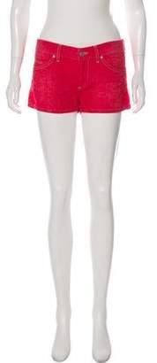 Etoile Isabel Marant Denim Short Shorts