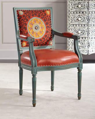 Palecek Ember Glow Chair