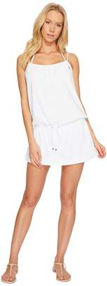 Polo Ralph Lauren Iconic Terry Rope Dress Cover-Up Women's Swimwear